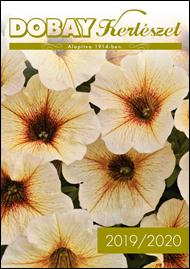 Dobay Kertészet Katalógus 2019 / 2020