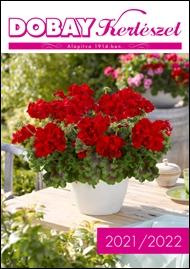Dobay Kertészet Katalógus 2021 / 2022